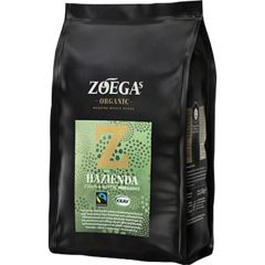 Zoega Kaffe Hazienda Ekologiskt hela bönor