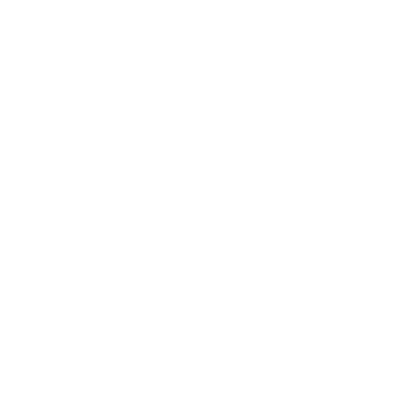 Presentrosett matt guld
