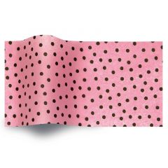 Silkespapper Speckled Raspberry