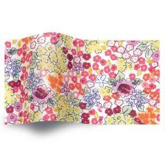 Silkespapper Botanic Liberty Bloom