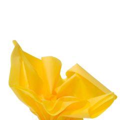 Färgat silkespapper smörblomma