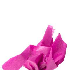 Färgat silkespapper plommon