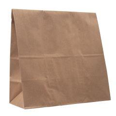 Påsar för packändamål i brunt.