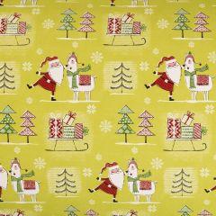 Presentpapper Christmas lama