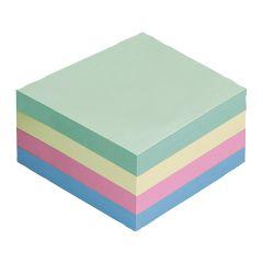 Notis Kub Pastell Mix