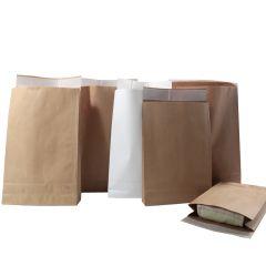 E-handelspåsar i papper