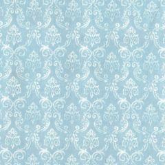 Presentpapper Alma isblå