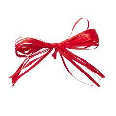 Presentrosett raphia red